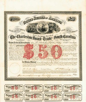 Charleston Board of Trade of South Carolina - SOLD