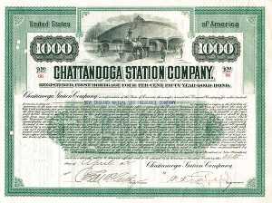 Chattanooga Station Company - SOLD