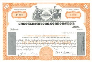 Checker Motors Corporation