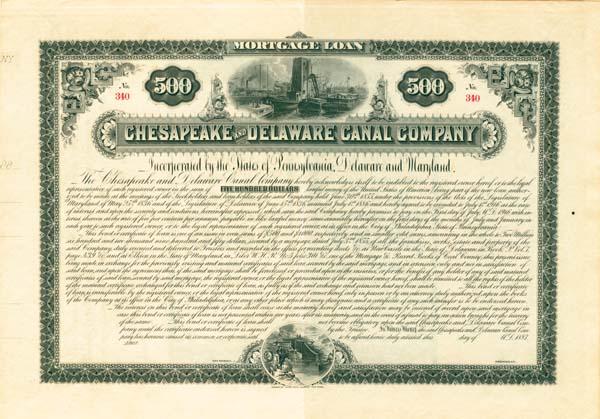Chesapeake & Delaware Canal Company