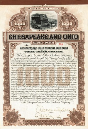 Chesapeake & Ohio Railway