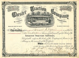Chester Traction Company