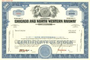 Chicago and North Western Railway