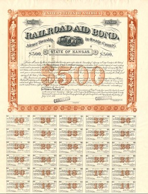 Chicago, Kansas & Western Railroad Company
