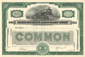 Chicago and Eastern Illinois Railway Company