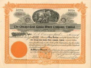 Chicago=Gow Ganda Mines Company, Limited