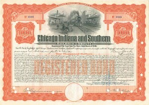 Chicago, Indiana and Southern Railroad Company