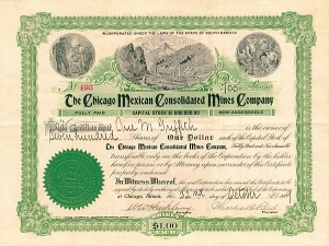Chicago Mexican Consolidated Mines Company