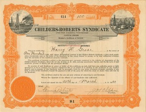 Childers-Roberts Syndicate
