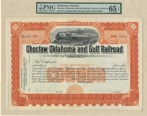 Choctaw, Oklahoma and Gulf Railroad Company