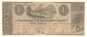 Cincinnati & Whitewater Canal Company - SOLD