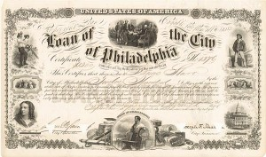 Loan of the City of Philadelphia