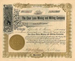 Clear Luna Mining and Milling Company