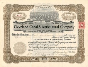 Cleveland Canal & Agricultural Company