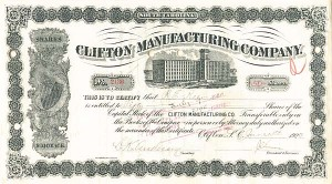 Clifton Manufacturing Company