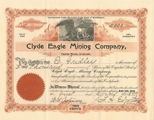 Clyde Eagle Mining Company