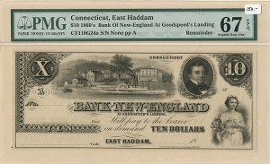 Bank of New England - SOLD