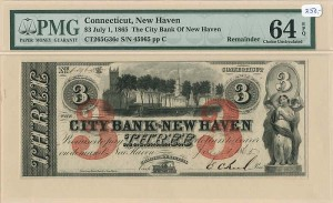 City Bank of New Haven - SOLD