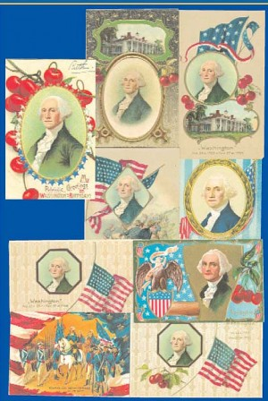 Washington Post Cards