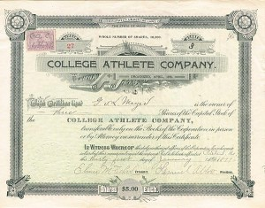 College Athlete Company