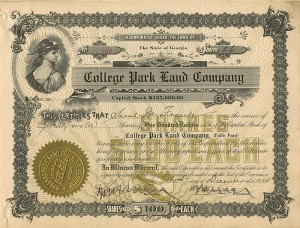 College Park Land Company