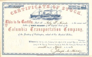 Columbia Transportation Company