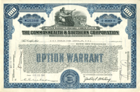 Commonwealth & Southern Corporation