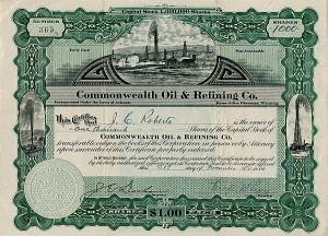 Commonwealth Oil & Refining Co.