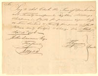 Connecticut Revolutionary War Document - Only Example Shown - Others Available