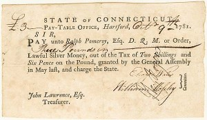 Connecticut Document