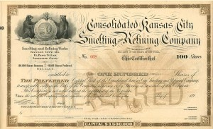 Consolidated Kansas City Smelting and Refining Company