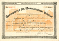 Consolidated Ice Manufacturing Company
