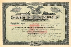 Consumers'  Ice Manufacturing Co.