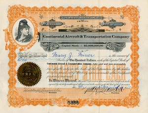 Continental Aircraft & Transportation Company