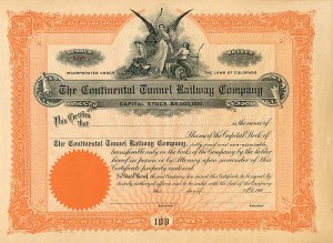 Continental Tunnel Railway Company