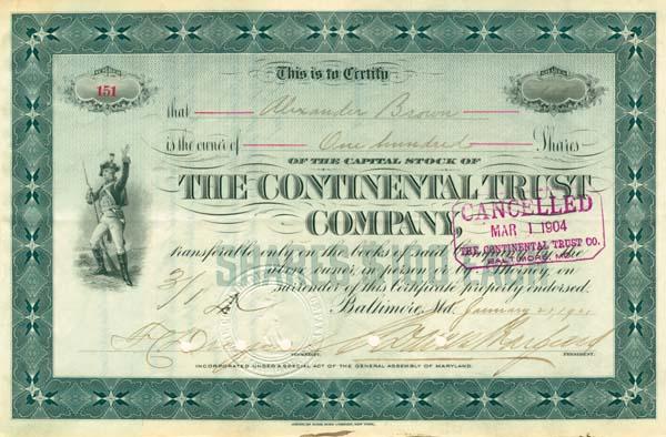 Continental Trust Company