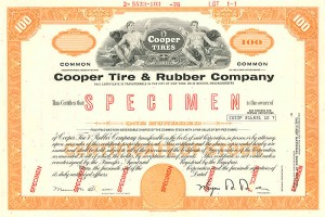 Cooper Tire & Rubber Company - SOLD