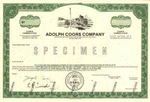 Adolph Coors Company