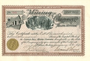Copper Bell Mining Company