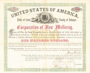 Corporation of New Melleray