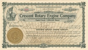 Crescent Rotary Engine Company
