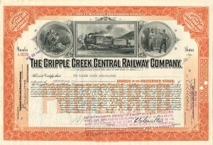 Cripple Creek Central Railway Company