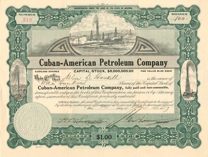 Cuban-American Petroleum Company