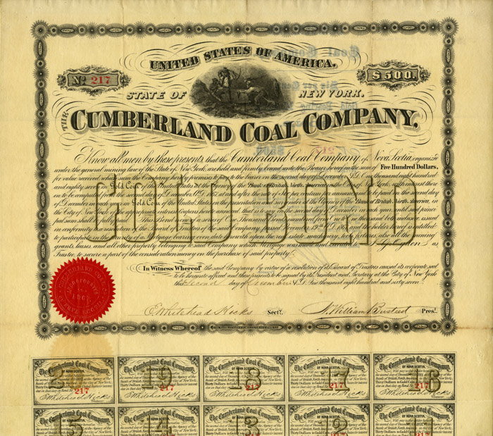 Cumberland Coal Company