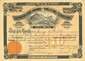 Cumberland Mining and Smelting Company