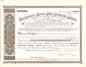 Cunard Steam-Ship Company Limited