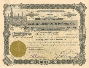 Cushing-Garber Oil & Refining Co.