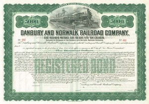 Danbury & Norwalk Railroad