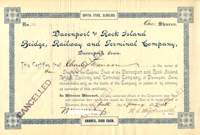 Davenport & Rock Island Bridge Railway and Terminal Company