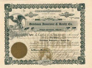Davidson Insurance & Realty Company - SOLD